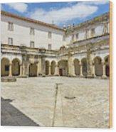 Convent Of Christ 5 Wood Print