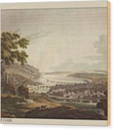 Cork Ireland 1799 Wood Print