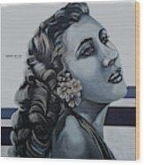Cuenca Murals - Osmara De Leon Wood Print