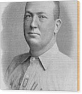 Cy Young St. Louis 1899 Wood Print
