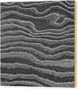 Damast Layers Wood Print