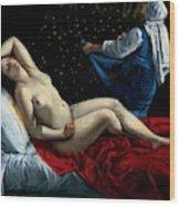 Danae 1612 Wood Print