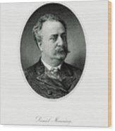 Daniel Manning Wood Print