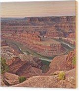 Dead Horse Point State Park, Utah Wood Print