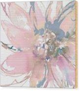 Delicate Flower Burst    Wood Print