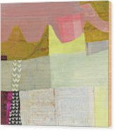 Desert Dream #6 Wood Print