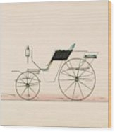 Design For Driving Or Road Phaeton Unnumbered Brewster And Co. American, New York Wood Print
