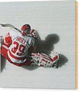 Detroit Red Wings V New York Islanders Wood Print