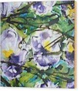 Divineblooms22040 Wood Print