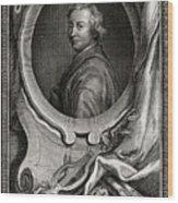 Dryden, 1775. Artist W Sharp Wood Print