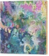 Erol's Joy Wood Print