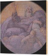 Everlasting Father  Wood Print