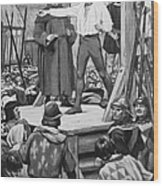 Execution Of Warbeck Wood Print