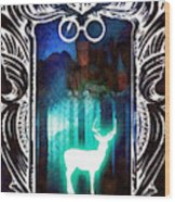 Expecto Patronum Wood Print