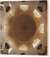 Fatamid Tombs, Old Muslim Cemetery Wood Print