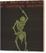 Faustus Wood Print