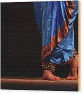 Feet - The Soul Of Dance Wood Print