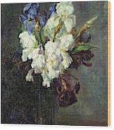 Fiori, 1915 Wood Print