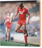 Football. 21st February 1988. Fa Cup Wood Print