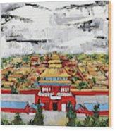 Forbidden City 2 201909 Wood Print