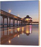 Fort Myers Beach, Florida Wood Print
