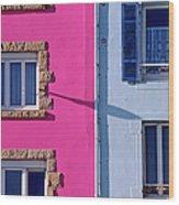 France, Finistere, Morgat, Crozon Wood Print