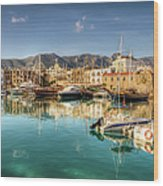 Girne  Kyrenia , North Cyprus Wood Print