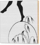 Gottliche Jugen Ein Tag Aus Dem Sonnenlande By Diefenbach Wood Print