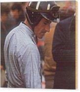 Graham Hill, Dutch Grand Prix Wood Print