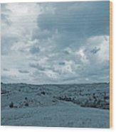 Great Plains Grandeur Wood Print