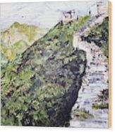 Great Wall 3 201846 Wood Print