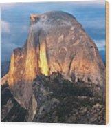 Half Dome, Yosemite National Park Wood Print