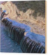 Havasu Waterfall Wood Print