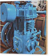 Heavy Duty Machine Wood Print