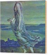 Hesperus The Evening Star 1870 Wood Print