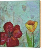 Holland Tulip Festival IIi Wood Print