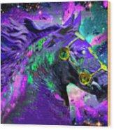 Horse Head Nebula II Wood Print