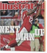 How Has Arizona Gone 8-1 By Overcoming A Ravaged Roster And Sports Illustrated Cover Wood Print