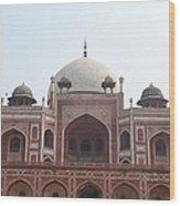 Humayuns Tomb, Delhi Wood Print