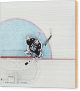 Ice Hockey - Mens Gold Medal Game - Day Wood Print