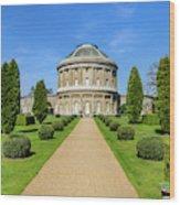 Ickworth House, Image 14 Wood Print