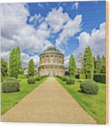 Ickworth House, Image 18 Wood Print