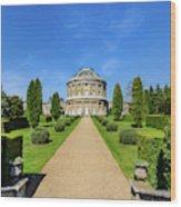 Ickworth House, Image 25 Wood Print