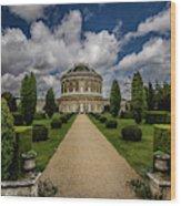 Ickworth House, Image 31 Wood Print
