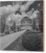 Ickworth House, Image 40 Wood Print