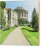Ickworth House, Image 6 Wood Print