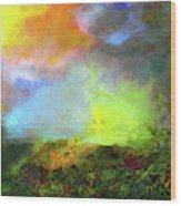 Imaginarium 573 Wood Print