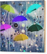 Imagination Raining Wild Wood Print