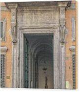 Ioseph Cini Palazzo Ferrini Wood Print