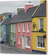 Ireland, County Cork, Beara Peninsula Wood Print